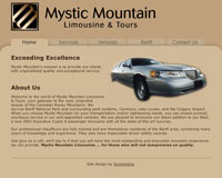 Website: Mystic Mountain Limo